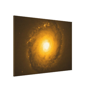 NGC 1512 in Near-Infrared Light Canvas Prints