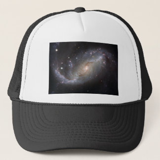 NGC 1672 Barred Spiral Galaxy Trucker Hat