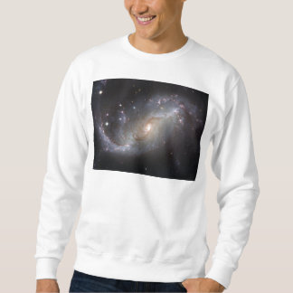NGC 1672 Barred Spiral - Hubble Space Telescope Sweatshirt