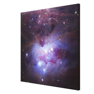 NGC 1973-75-77, Complex Nebula in Orion Canvas Print