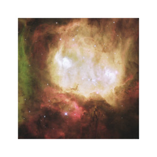NGC 2080 The Ghost Head Nebula Canvas Print