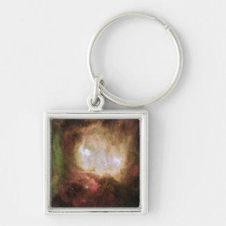 NGC 2080 The Ghost Head Nebula Keychain