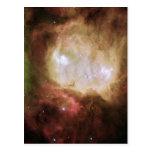 NGC 2080 The Ghost Head Nebula Postcards