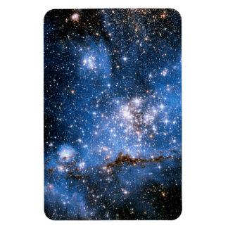 NGC 346 Infant Stars Rectangular Photo Magnet