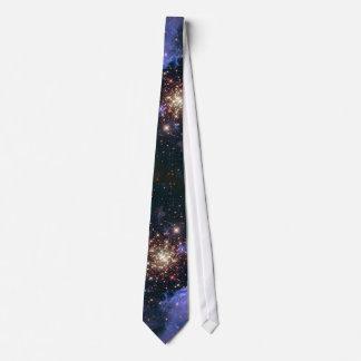 NGC 3603 super star cluster NASA Tie