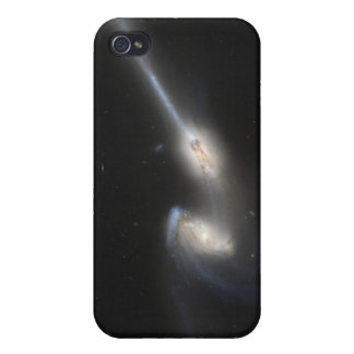 NGC 4676, also known as the Mice Galaxies iPhone 4/4S Covers