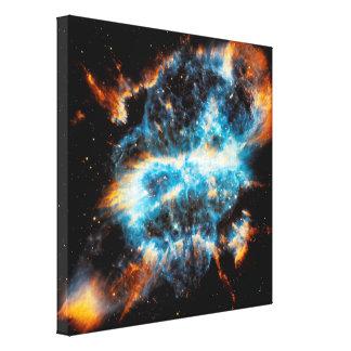 NGC 5189 Planetary Nebula Canvas Print