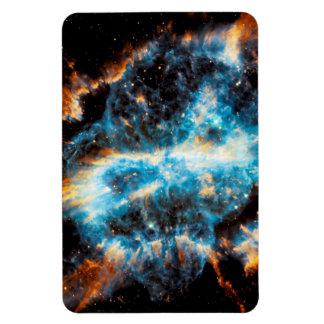 NGC 5189 Planetary Nebula Rectangular Photo Magnet