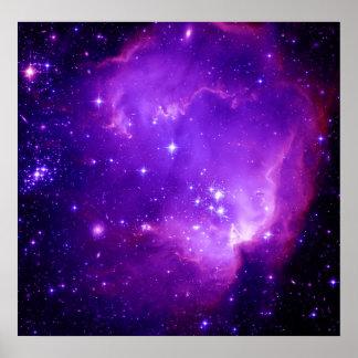NGC 602 & Beyond Poster
