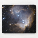 NGC 602 bright stars in the Milky Way