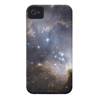 NGC 602 bright stars NASA iPhone 4 Case-Mate Case