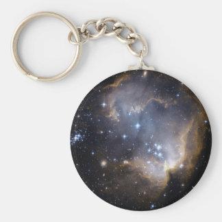 NGC 602 bright stars NASA Key Ring