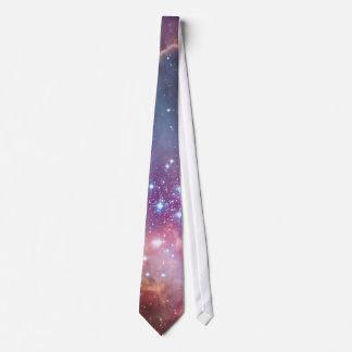 NGC 602: Small Magellanic Cloud Tie