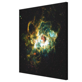 NGC 604 In Galaxy M33 Gallery Wrap Canvas