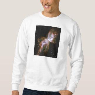 NGC 6302 Butterfly Nebula Astronomy Space Gift Sweatshirt