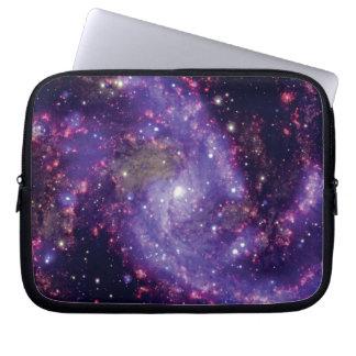 NGC 6946: The 'Fireworks Galaxy' Computer Sleeve
