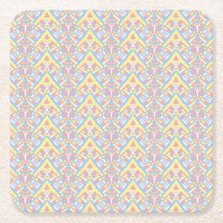 ngjjvbn480 square paper coaster