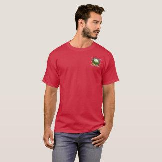 "NGPC ""Stand Back..."" Men's Basic Dark T-Shirt"