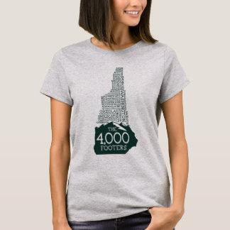 NH 4000 Footers Women's T-Shirt
