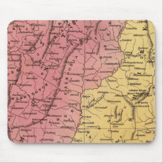 NH, Vermont Mouse Pad