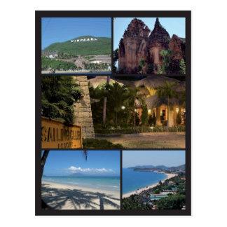 Nha Trang - Vietnam Post Card