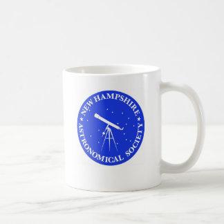 NHAS Plain White Mug