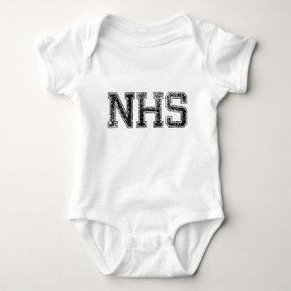 NHS High School - Vintage, Distressed Tee Shirt
