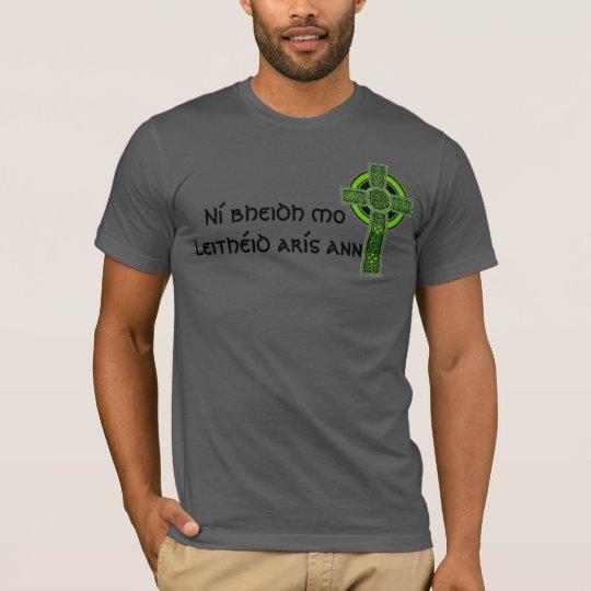 Ní bheidh mo leithéid arís ann Irish Celtic