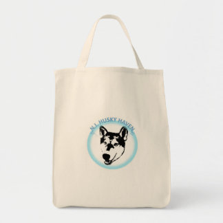 NI Husky Haven Logo Tote Shopper