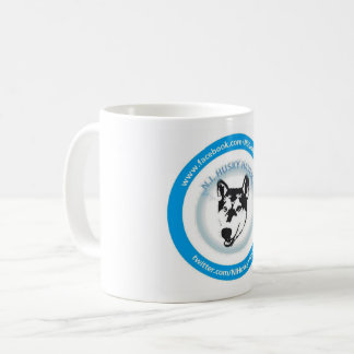 NI Husky Haven Rescue Logo Mug
