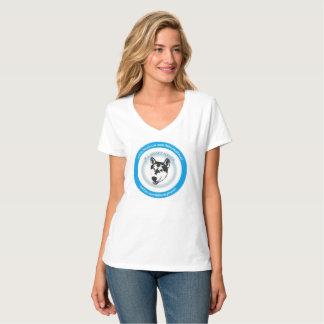 NI Husky Haven Rescue Logo Tshirt