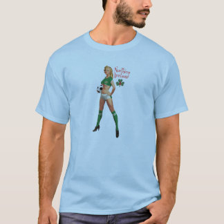 NI Retro Pin-Up T-Shirt
