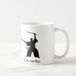 Ni-Ten Ichi Ryu Samurai Mug