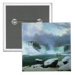 Niagara Falls 15 Cm Square Badge