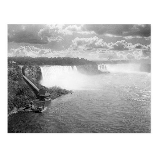 Niagara Falls, 1905 Postcards