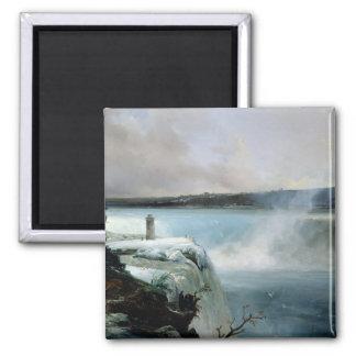 Niagara Falls, c.1837-40 (oil on canvas) Magnet