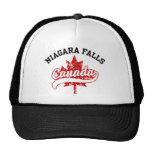 Niagara Falls Canada Mesh Hat