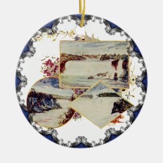 Niagara Falls Christmas Ornament