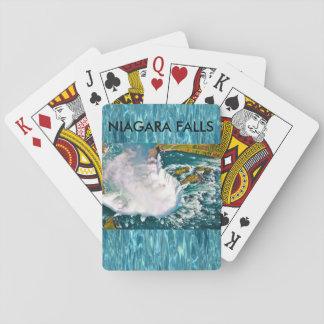 Niagara Falls deck of playing cards