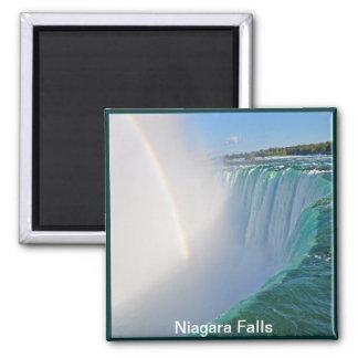 Niagara Falls Horseshoe Falls & Rainbow Magnet