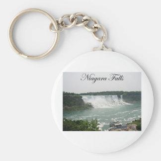 Niagara Falls Key Ring