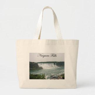 Niagara Falls Large Tote Bag