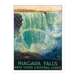 Niagara Falls New York America Post Card