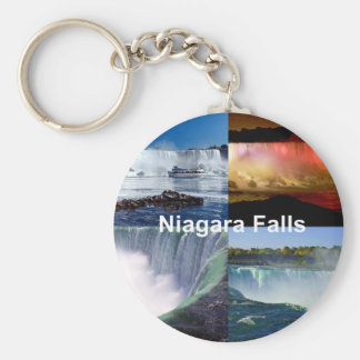 Niagara Falls New York Key Ring