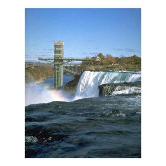Niagara Falls New York USA Full Color Flyer