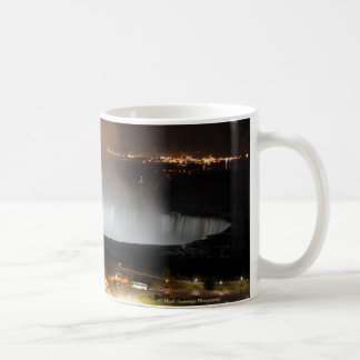 Niagara Falls Night Lights Mug