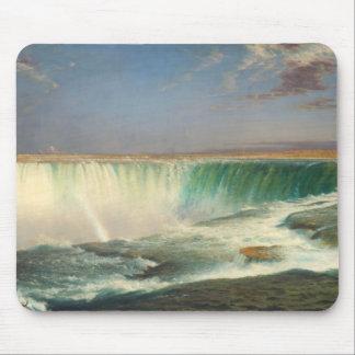 Niagara Falls Painting Mouse Pad
