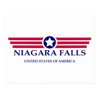 Niagara Falls Pride Postcard