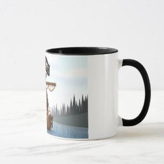 Niagara Falls Publicity Stunt Mug