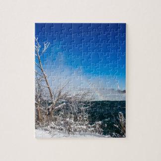 Niagara Falls Rainbow Jigsaw Puzzle